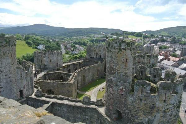 Conwy Castle - Wales.