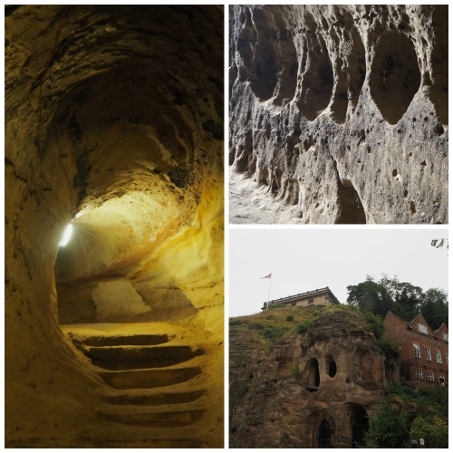 Caves Collage