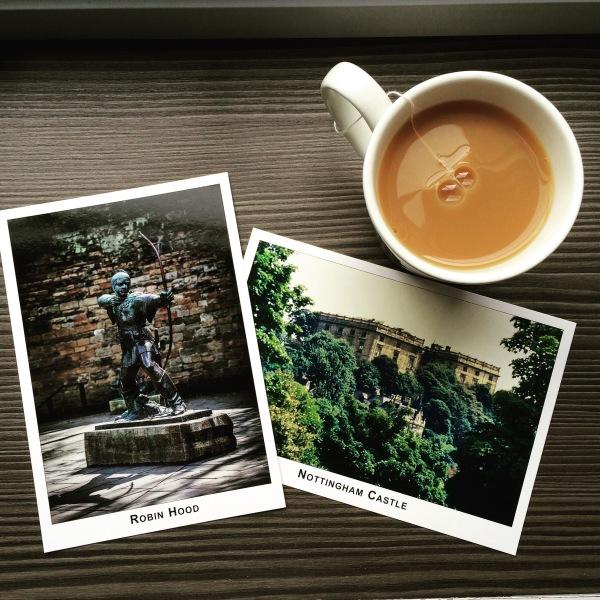 Postcards from Nottingham