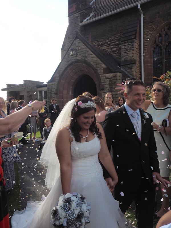James and Teresa's Wedding