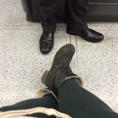 TFL, London Underground, London.