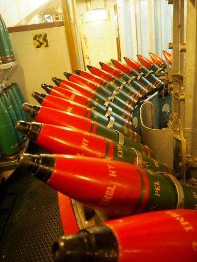 Ammunitions Room